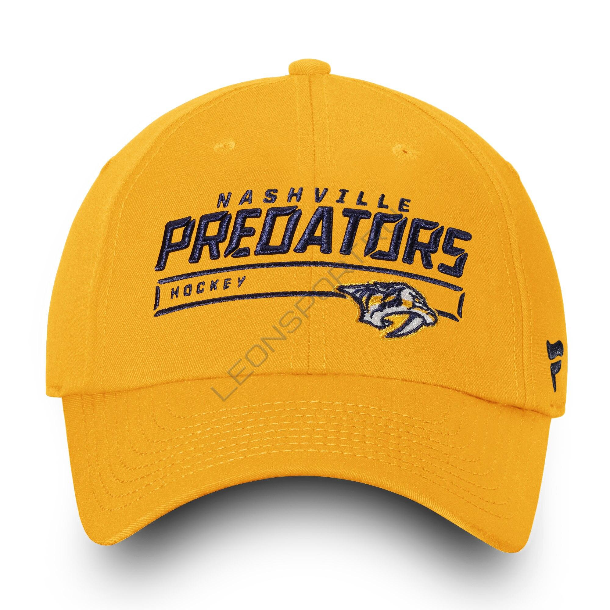 Бейсболка Fanatics Authentic Pro Rinkside Nashville