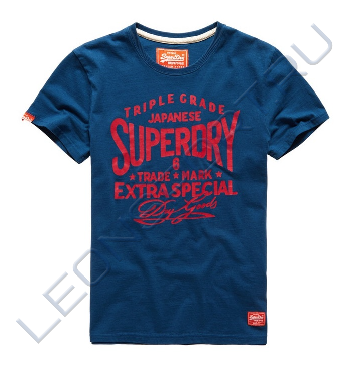 Футболка SuperDry TRIPLE GRADE SR