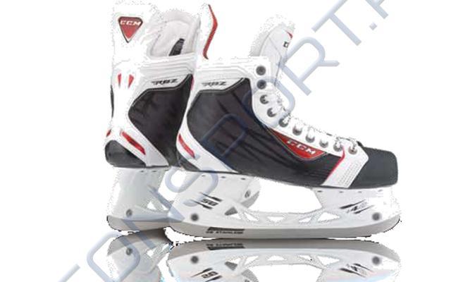 Коньки Хоккейные ССМ  75 WHITE JR