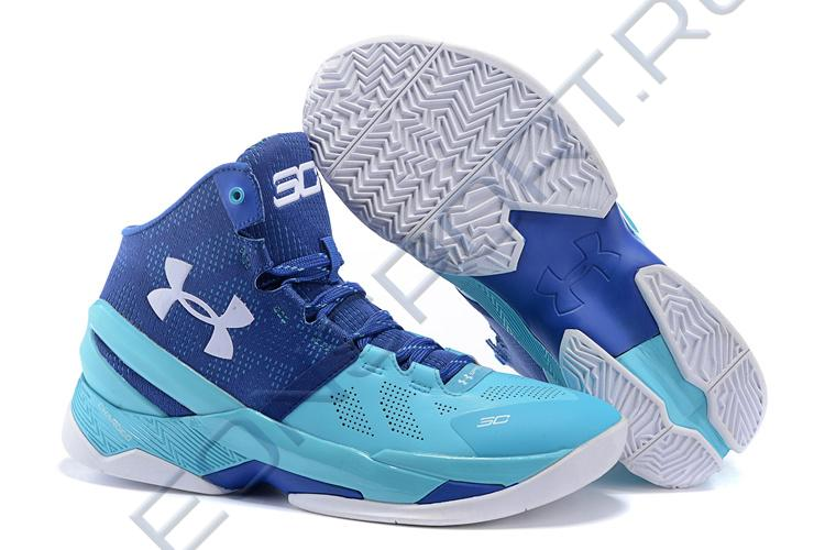 Кроссовки UNDER ARMOR Curry Two(Basketball NBW) SR
