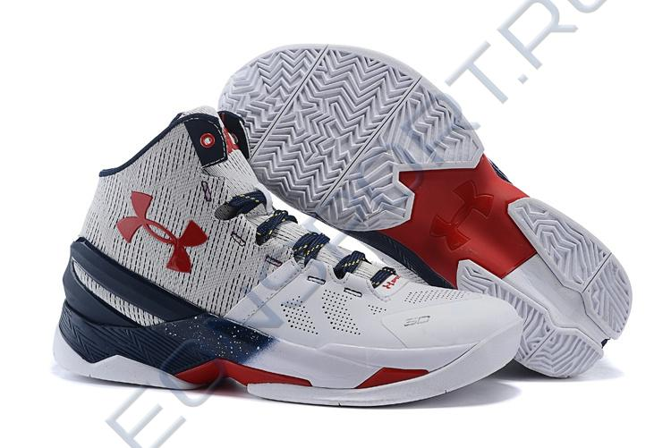 Кроссовки UNDER ARMOR Curry Two(Basketball WBR) SR
