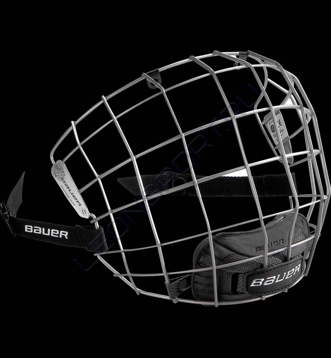Маска к шлему хоккейному  BAUER 7500