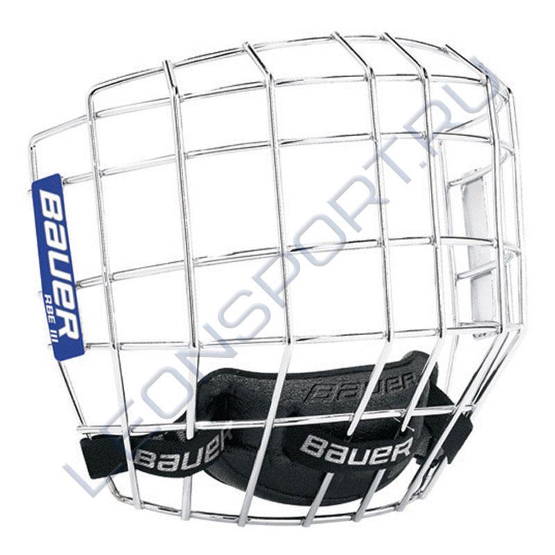 Маска к шлему хоккейному  BAUER RBE III JR