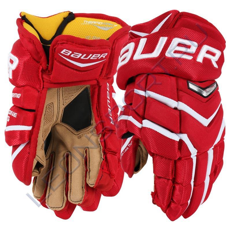 Перчатки хоккейные BAUER SUPREME TOTAL ONE NXG JR
