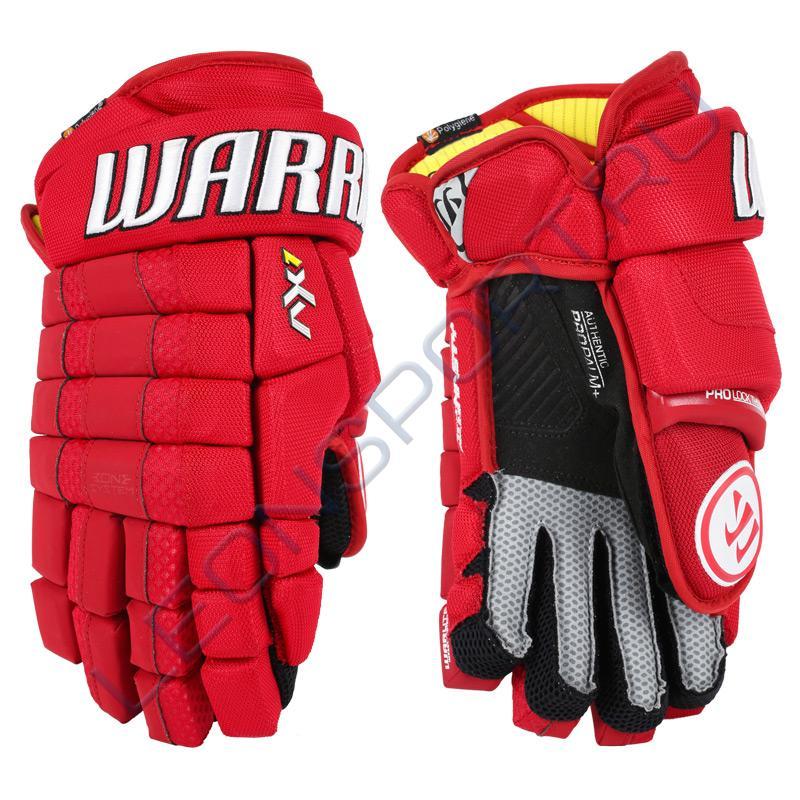 Перчатки хоккейные WARRIOR AX1 SR