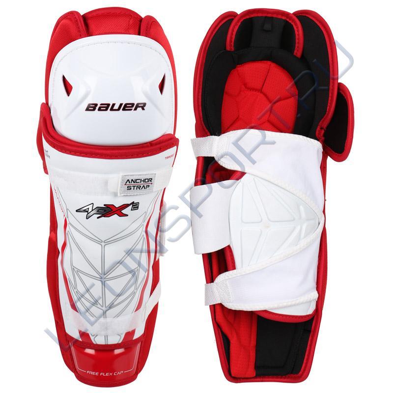 Щитки хоккейные BAUER VAPOR APX 2 JR