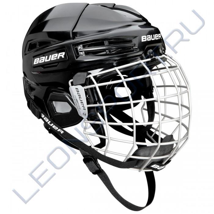 Шлем хоккейный с маской BAUER IMS 5.0