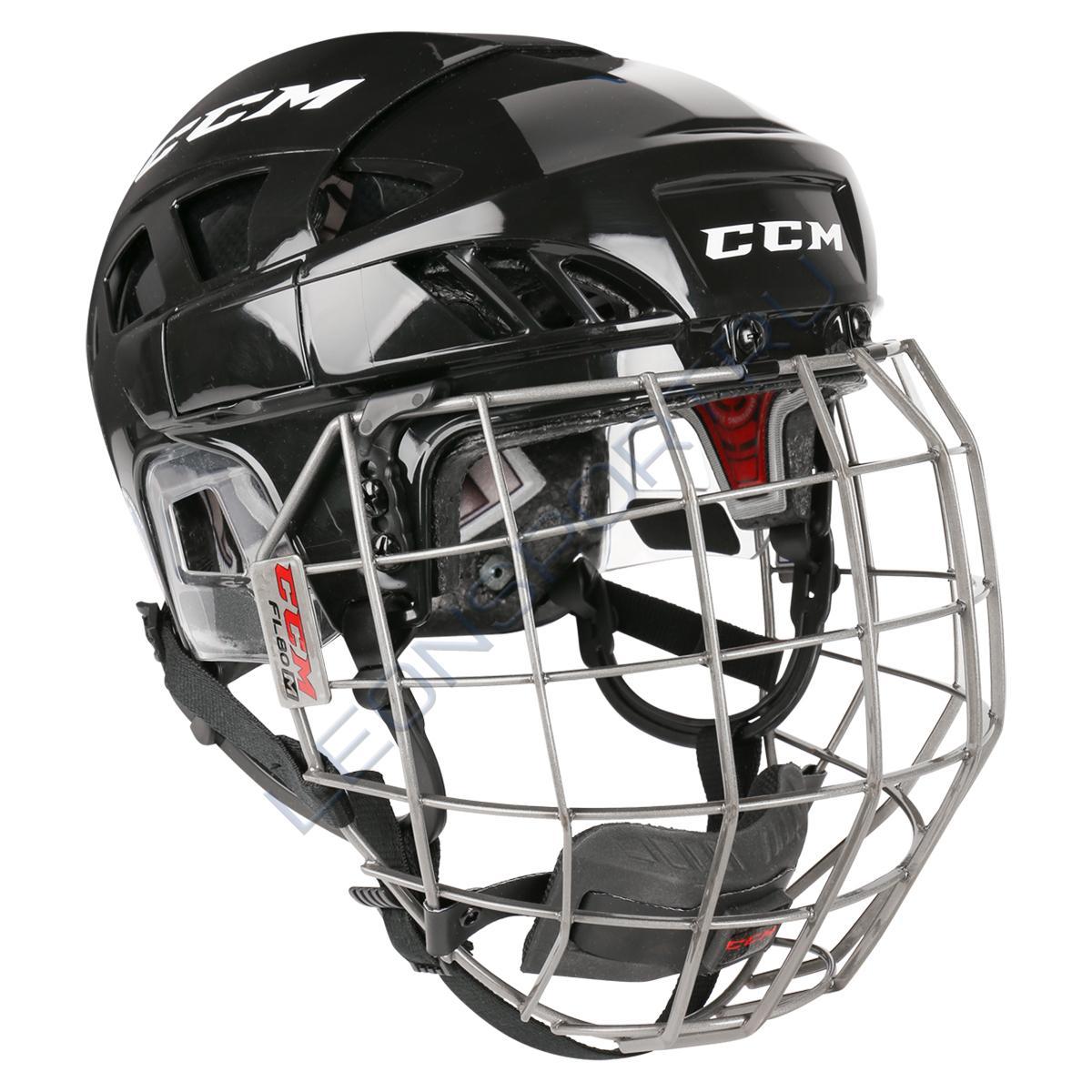Шлем хоккейный с маской CCM FITLITE 80