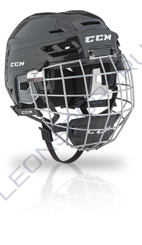 Шлем хоккейный с маской CCM R 100