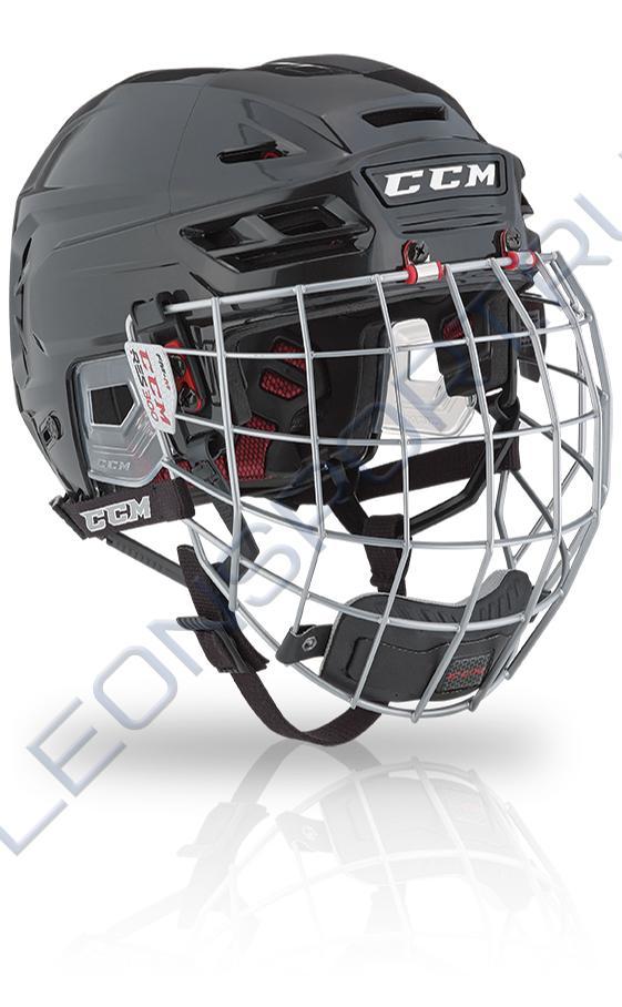 Шлем хоккейный с маской CCM R 300