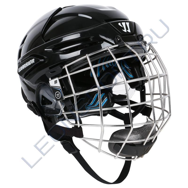 Шлем хоккейный с маской WARRIOR KROWN LTE