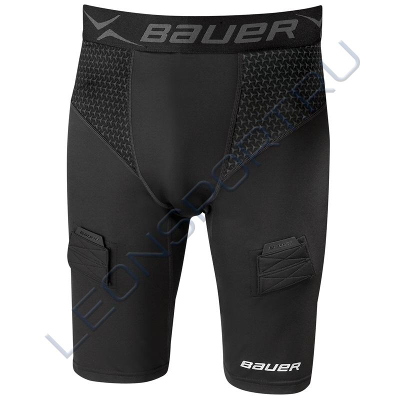 Шорты компр. BAUER NG PREMIUM COMPRESSION SHORT SR
