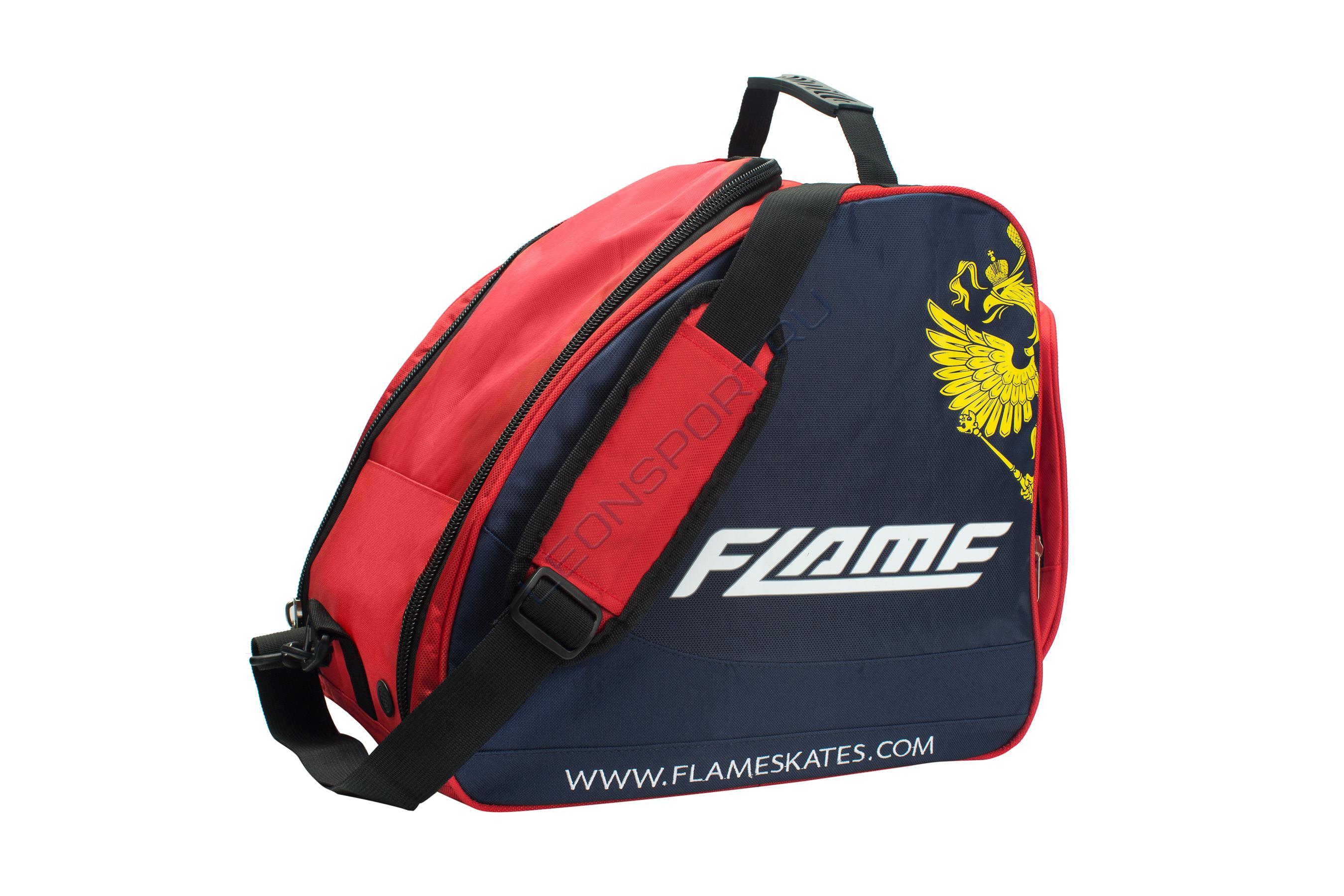 Сумка хоккейная для коньков FLAME RUSSIA (2014)
