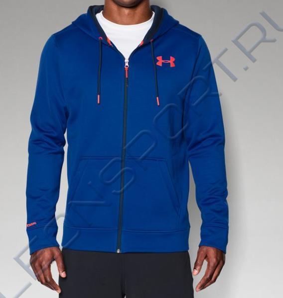 Толстовка UNDER ARMOUR Storm Armour Fleece Zip Hoodie SR