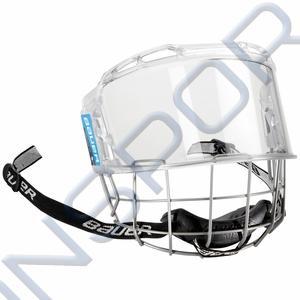 Визор-маска хоккейный BAUER HYBRID SHIELD